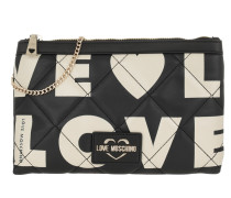 Umhängetasche Chain Crossbody Bag Nero schwarz
