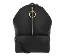 Black Bag 01 Black Rucksack