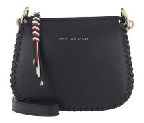 Stitch Leather Crossover Tommy Navy Tasche