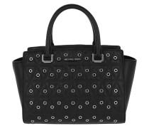 MD TZ Satchel Bag Black