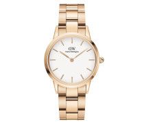 Uhr Iconic Link 32 mm Rosegold