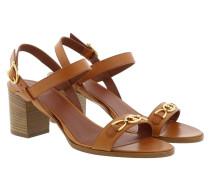 Sandalen Triomphe Sandals Leather Tan
