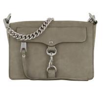 Mab Flap Crossbody Bag Olive Tasche