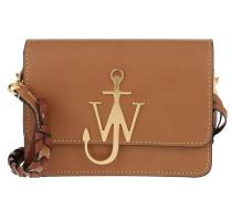 Umhängetasche Anchor Braided Logo Bag Pecan