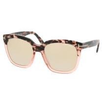 Sonnenbrille FT0502 5555G rosa