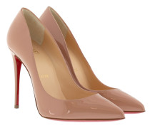 Pigalle Follies 100 Patent Pump Nude Pumps