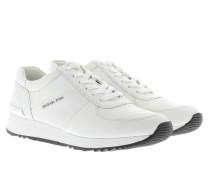 Sneakers Allie Trainer Flat Optic White weiß