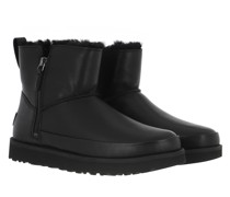 Boots Classic Zip Mini Boot Black