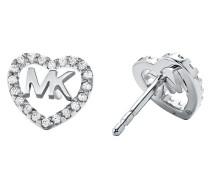 Schmuck MKC1243AN040 Hearts Earrings Silver silber