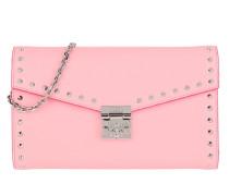 Umhängetasche Large Continental Wallet Quartz Pink rosa