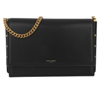 Zoe Crossbody Bag Black Tasche
