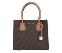 Mercer MD Messenger Bag Brown Tasche