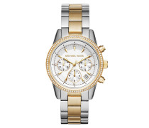 Ritz Watch Silver/Gold Armbanduhr gold