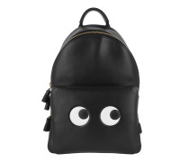 Backpack Mini Eyes Right Black Rucksack