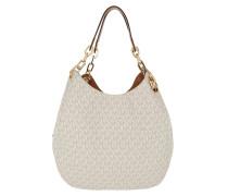 Fulton Shoulder Bag Tote LG Vanilla