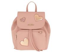 Charming Dolls Backpack Pink Rucksack