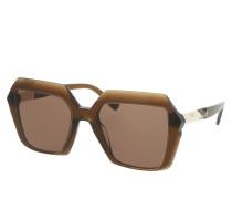 Sonnenbrille MCM661S 210 Brown braun