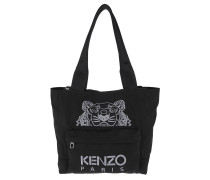 Icon Tote Large Tiger Black