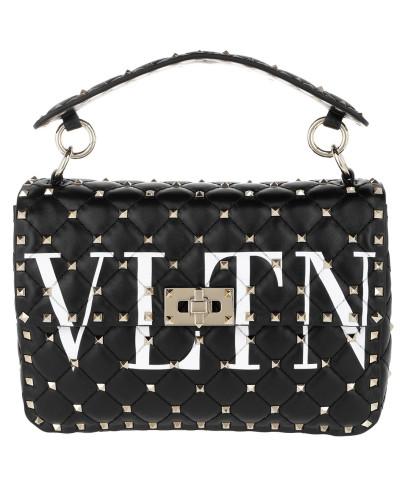 Nicekicks Günstigen Preis Empfehlen Valentino Damen Candystud Shoulder Bag Black Tasche 1RgmoVBsu