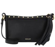 Pochette Moni Black Tasche