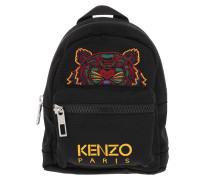 Rucksack Kanvas Tiger Backpack Black schwarz