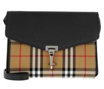 Macken Small Crossbody Bag Black Satchel Bag