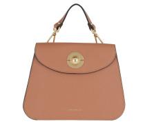 Jalouse Shoulder Bag Handle Argile Tasche