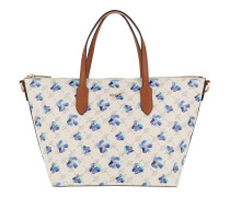Cortina Fiore Helena Handbag Offwhite Tote