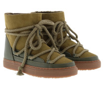 Boots Sneaker Classic Olive grün