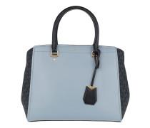 Benning LG Satchel Bag Pale Blue/Admiral Tote