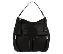 Wild Hobo Bag Black/Nickel Hobo Bag
