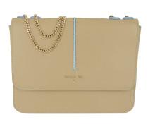 Shoulder Bag Flap Over Spring \PureSky Tasche