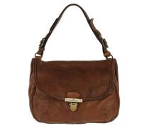 Tracolla Media Vachette Shoulder Bag