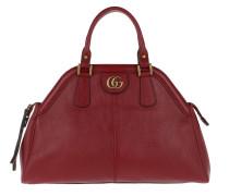 ReBelle Medium Top Handle Bag Red Tote