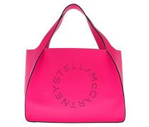 Logo Shopper Bag Fluo Umhängetasche