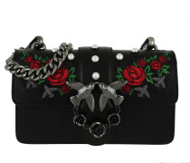Love Jewel Shoulder Bag Mini Black