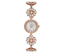 KSW1349 Daisy Chain Fashion Watch Roségold Uhr