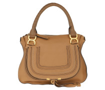 Marcie Medium Shoulder Bag Nut Tote