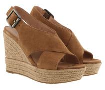 W Harlow Sandale Chestnut Sandalen