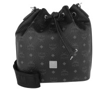 Beuteltasche Essential Visetos Original Drawstring Medium Black schwarz
