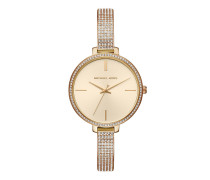 Uhr MK3784 Jaryn Ladies Metals Watch Gold