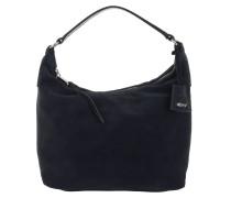 Cashmere Hobo Bag Navy Hobo Bag