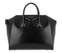 Tote Antigona Medium Tote Smooth Black schwarz