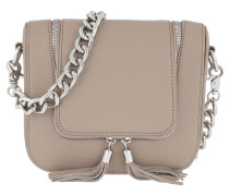 Essex Street One Crossbody Bag Taupe Tasche