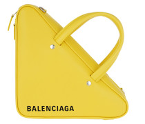 Tote Triangle Duffle Bag XS Jaune gelb