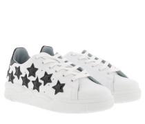 Sneaker Star White/Black Sneakers