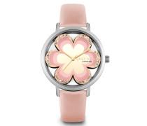 Uhr Women Watch Kendall Pink White Flower