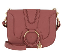 Umhängetasche Hana Medium Shoulder Bag Rusty Pink rot