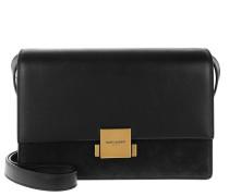 YSL Bellechasse Shoulder Bag Black Tasche