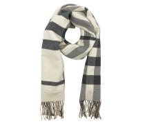 Helene Pocket Stole Cashmere/Wool Ivory Schal
